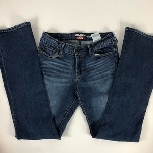 Levi's  Denizen Denim Jeans Girls Size 8 L/C